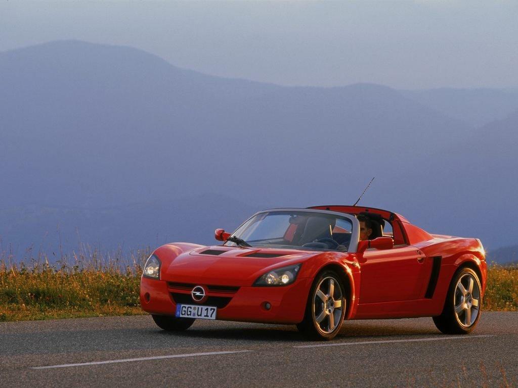 好象是欧宝的范斯特,不知道对不对 这辆车是ferrari车系高清图片