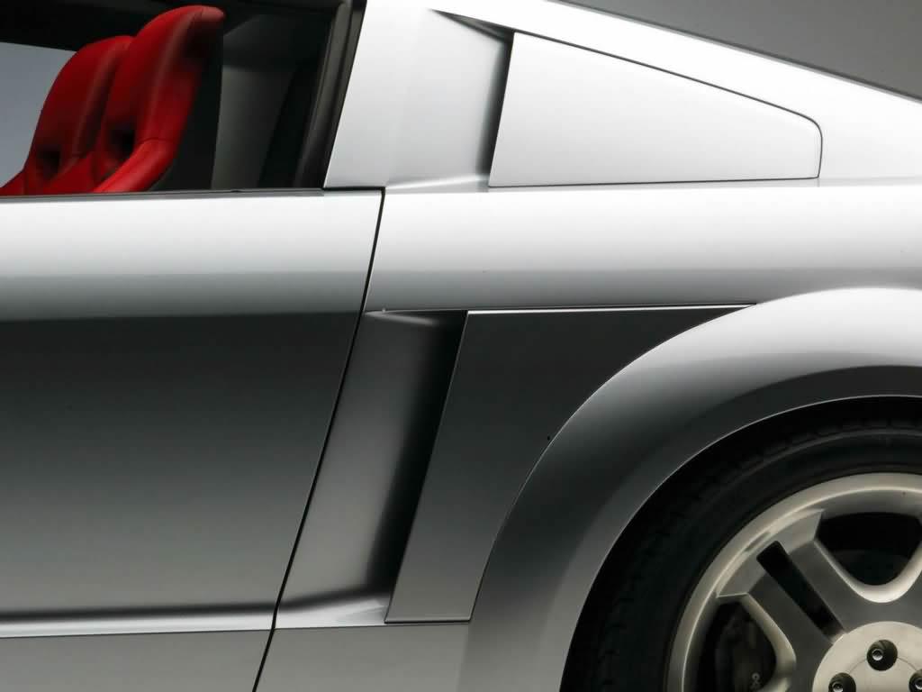 2003款福特野马跑车壁纸 桌面壁纸 ww高清图片