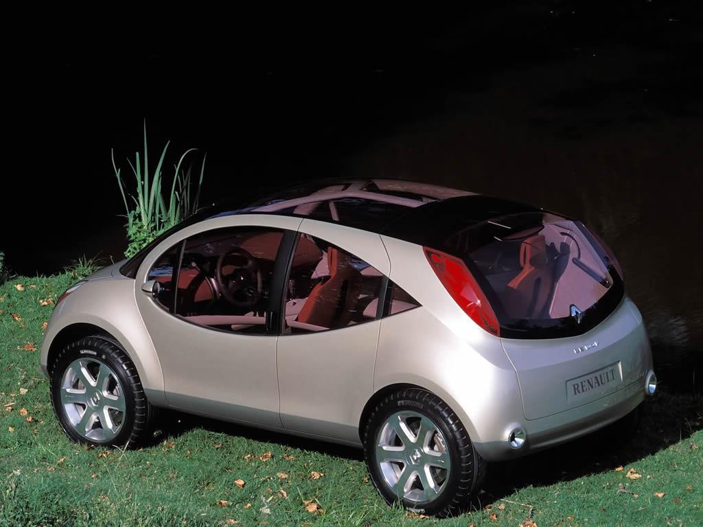 点击该图片下载雷诺BeBop概念车清晰大图