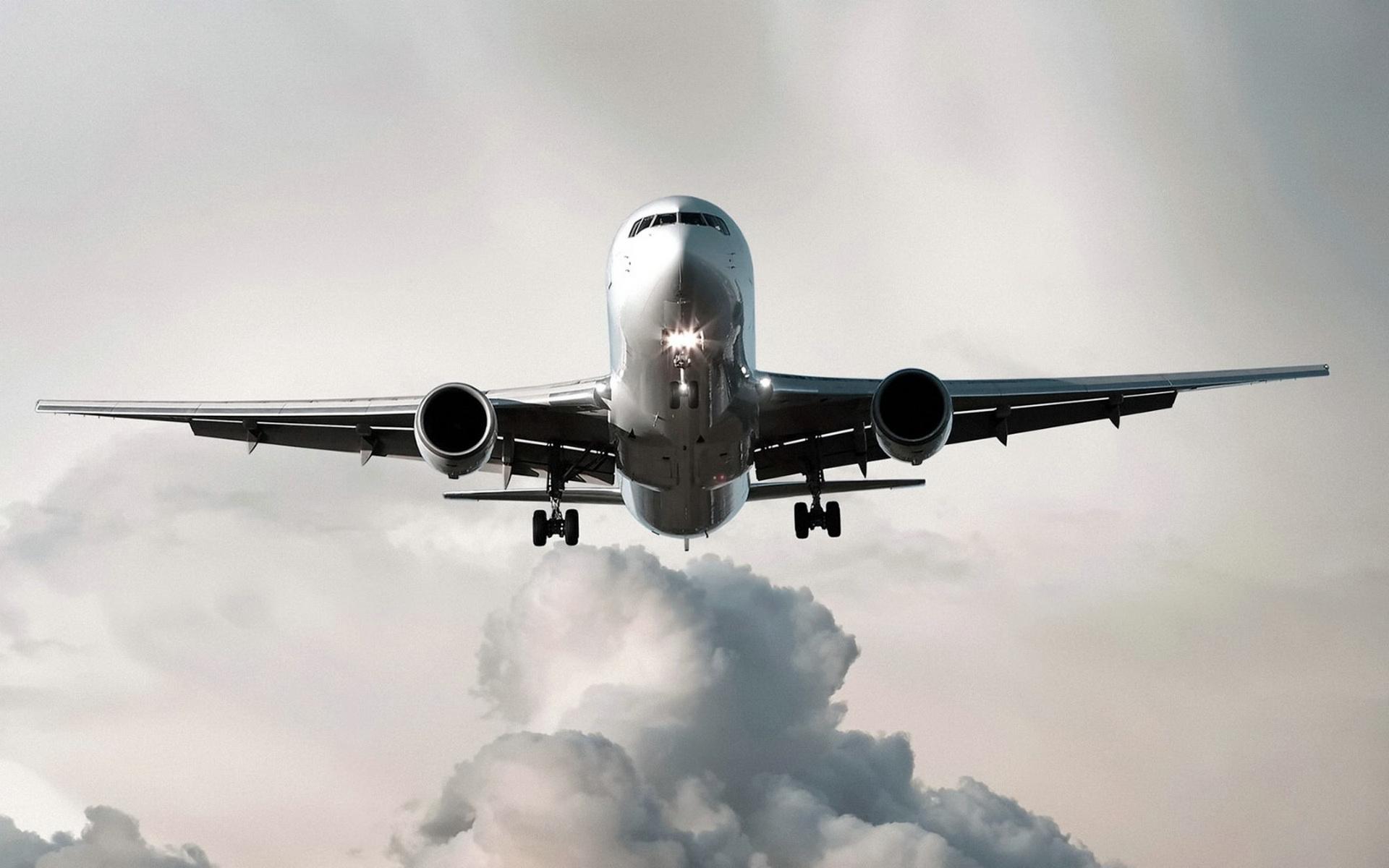 民航飞机壁纸高清