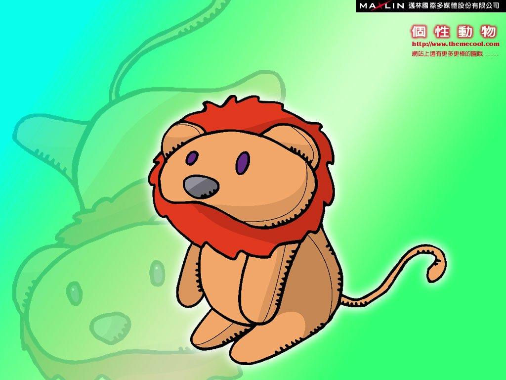 [贴图]超q版卡通动物