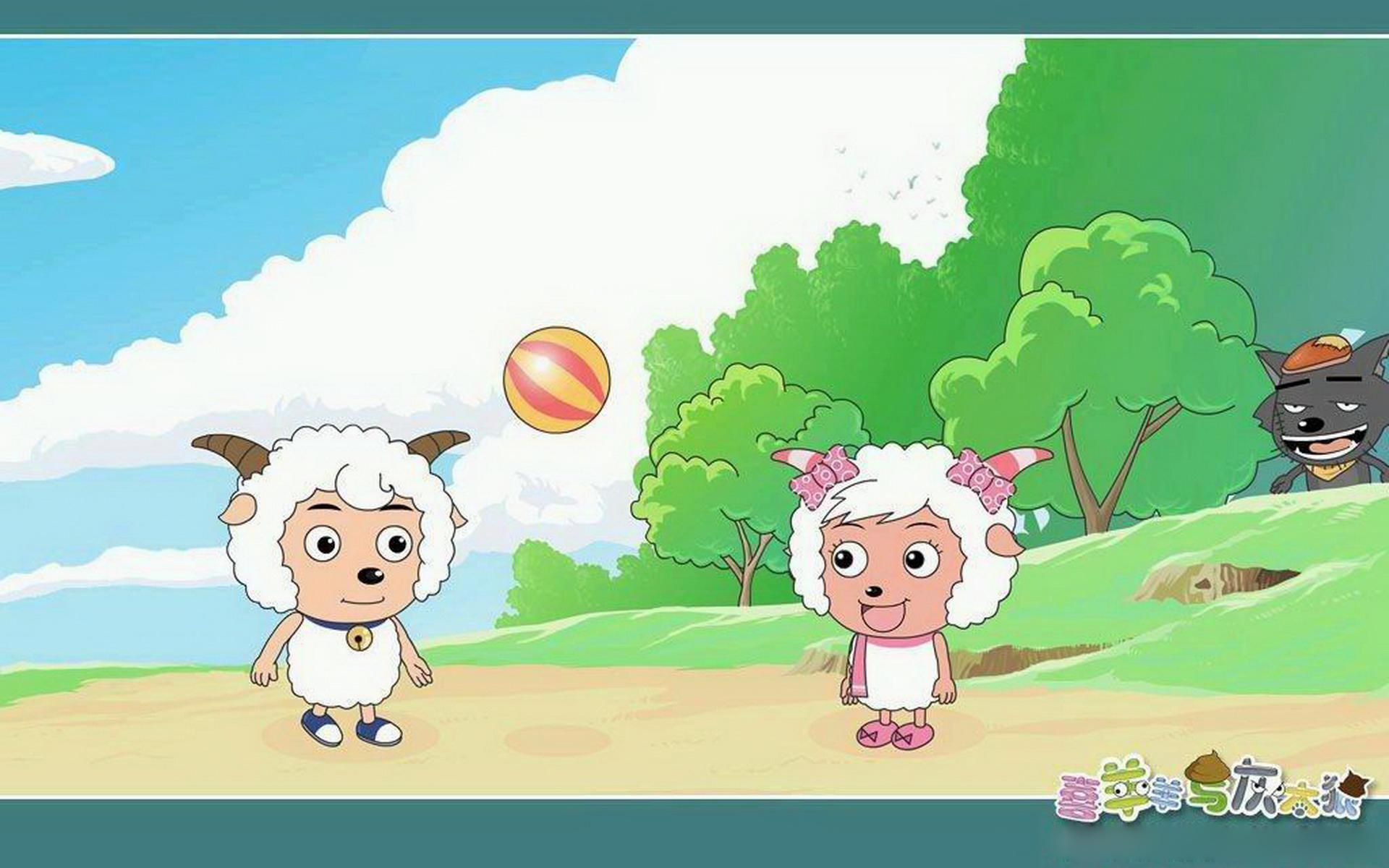 喜羊羊与灰太狼片花;