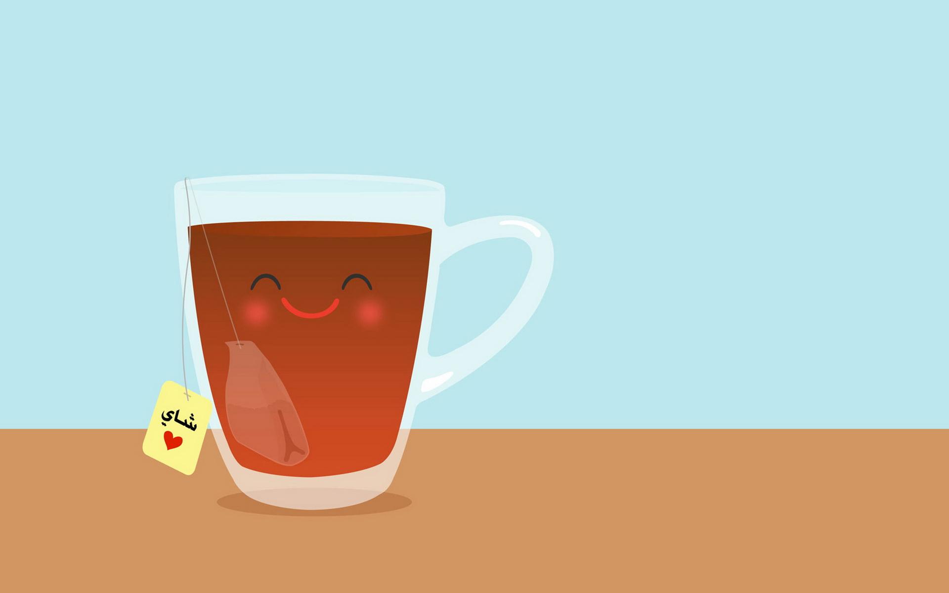 杯 杯子 茶 蜂蜜 咖啡 奶茶 网 1920_1200