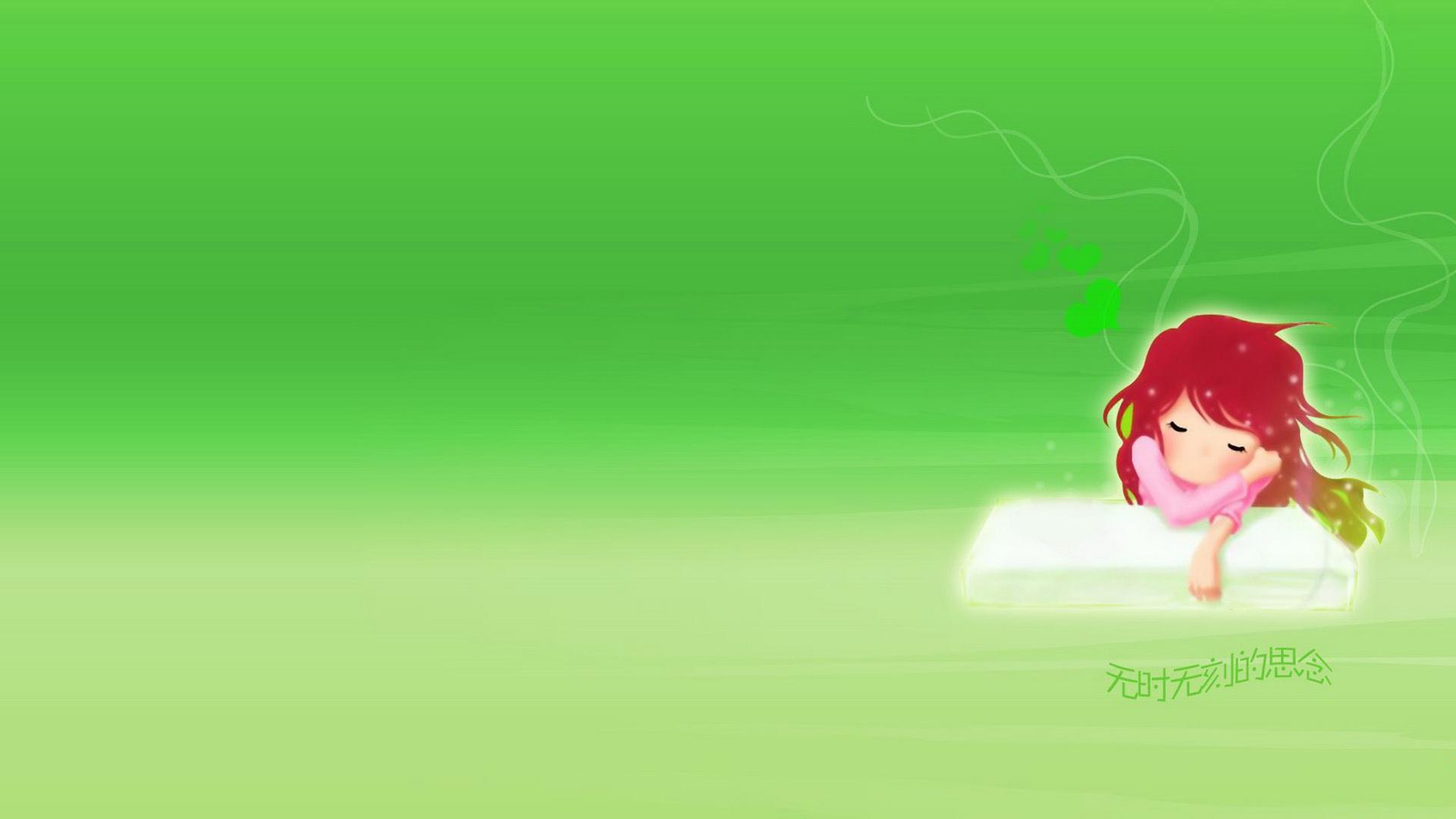 超宽屏清爽简洁桌面 1920x1080 壁纸 桌面壁纸 www.deskcar.com 专