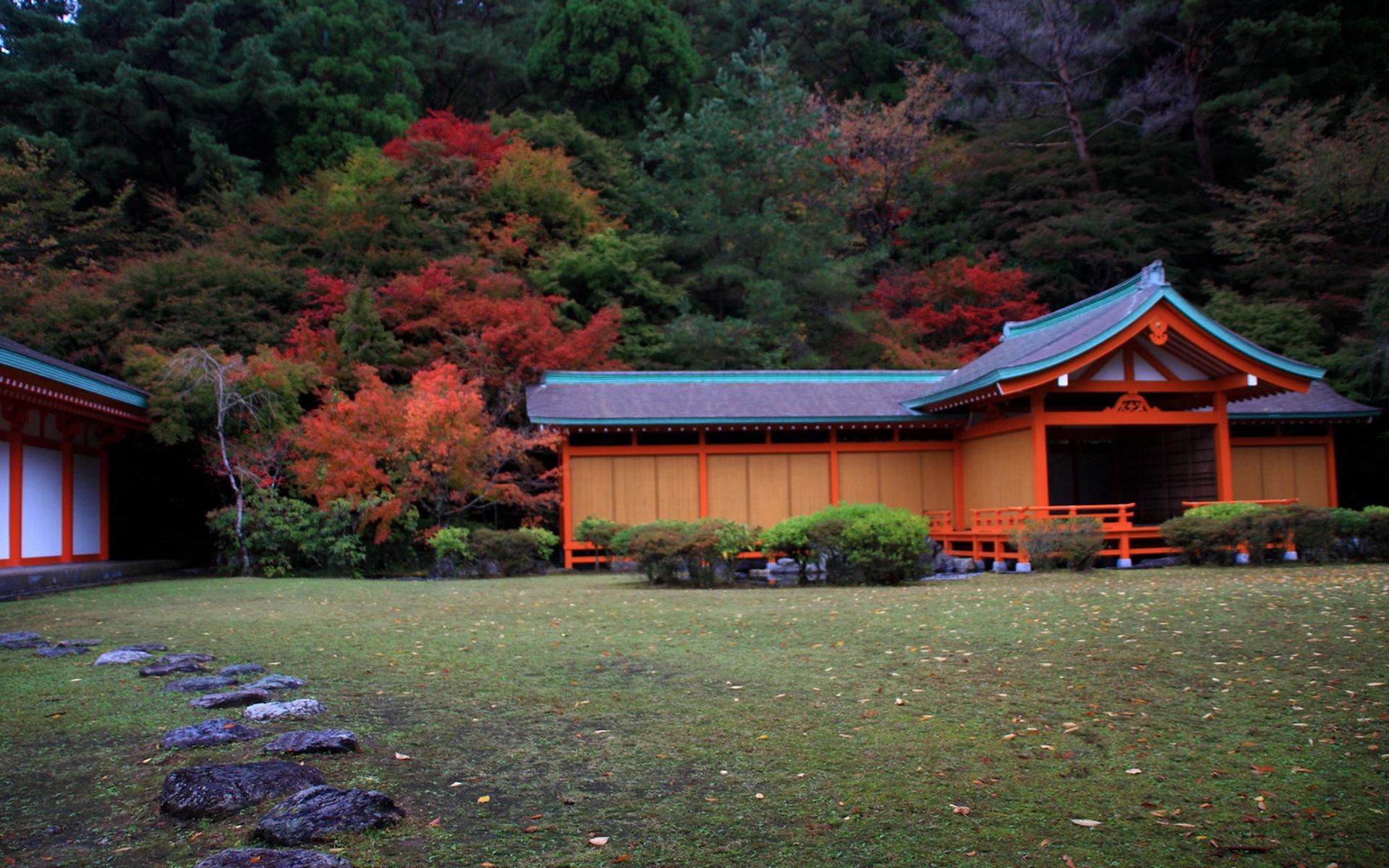 壁纸 日本 红叶/日本红叶...