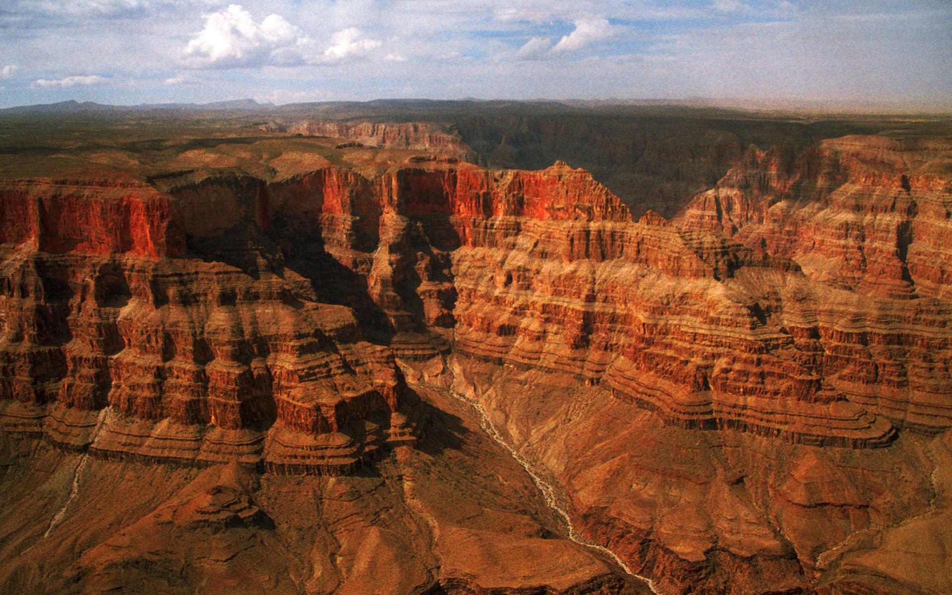 美国大峡谷地质公园(1920x1200)