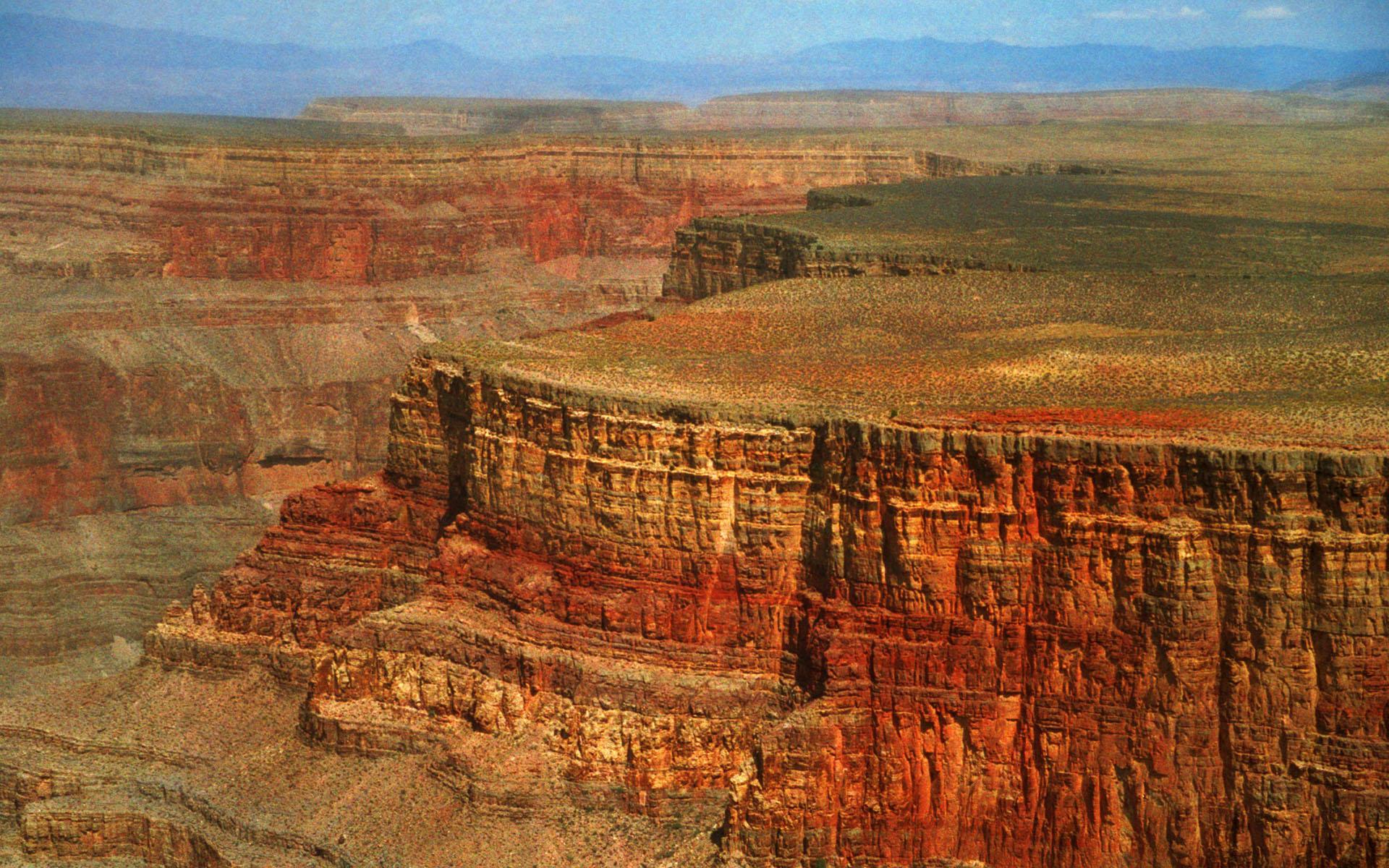 美国大峡谷地质公园(1920x1200)壁纸