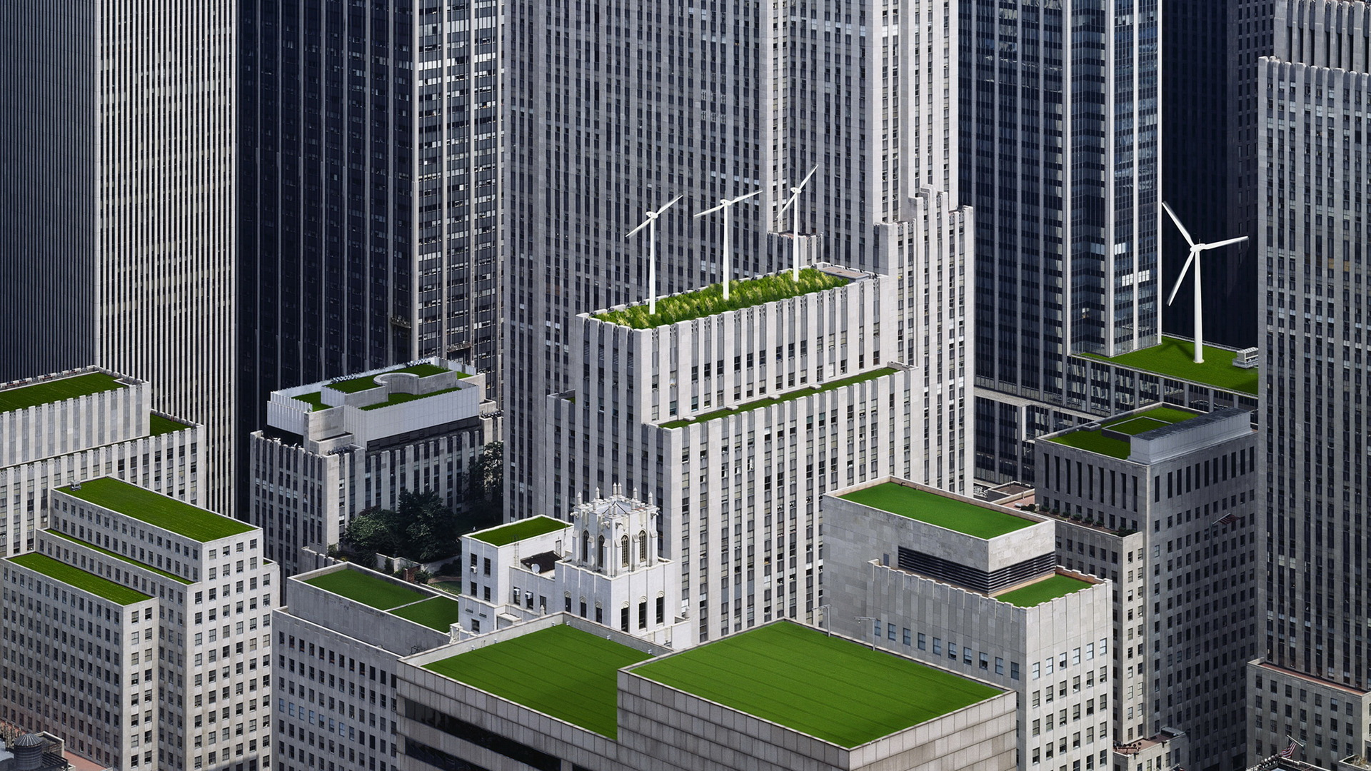 宽屏风景276-现代都市(1920x1080)壁纸 - 桌面壁纸