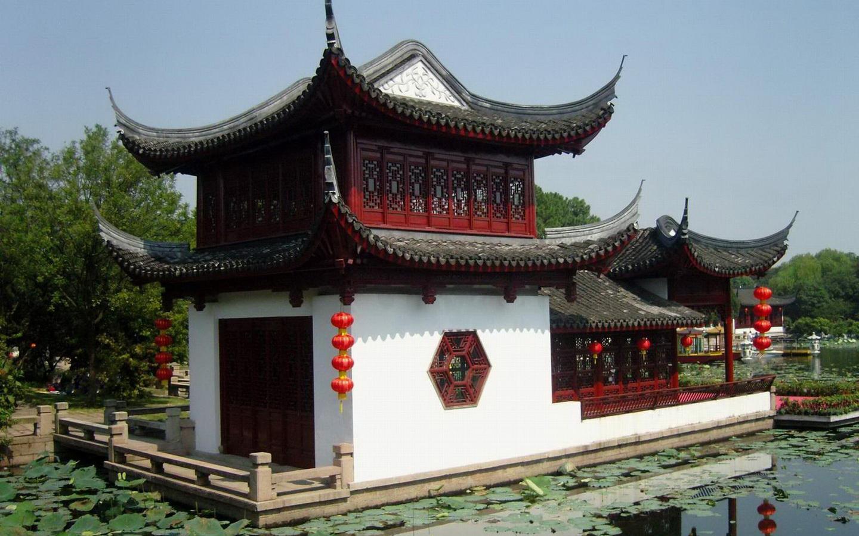 中国古代建筑特点图片展示