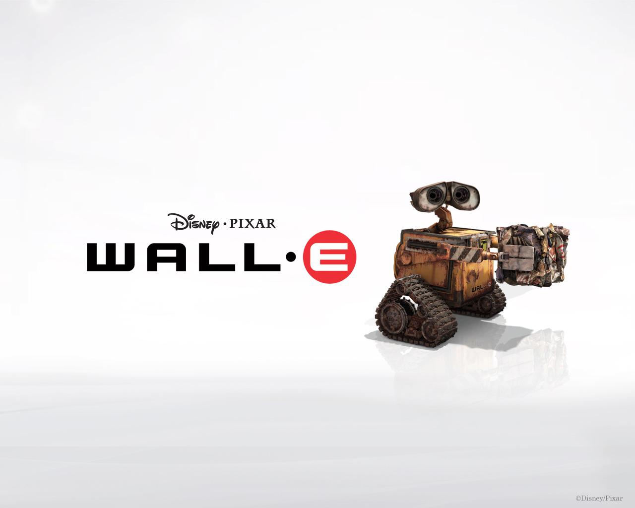 E机器人总动员 壁纸