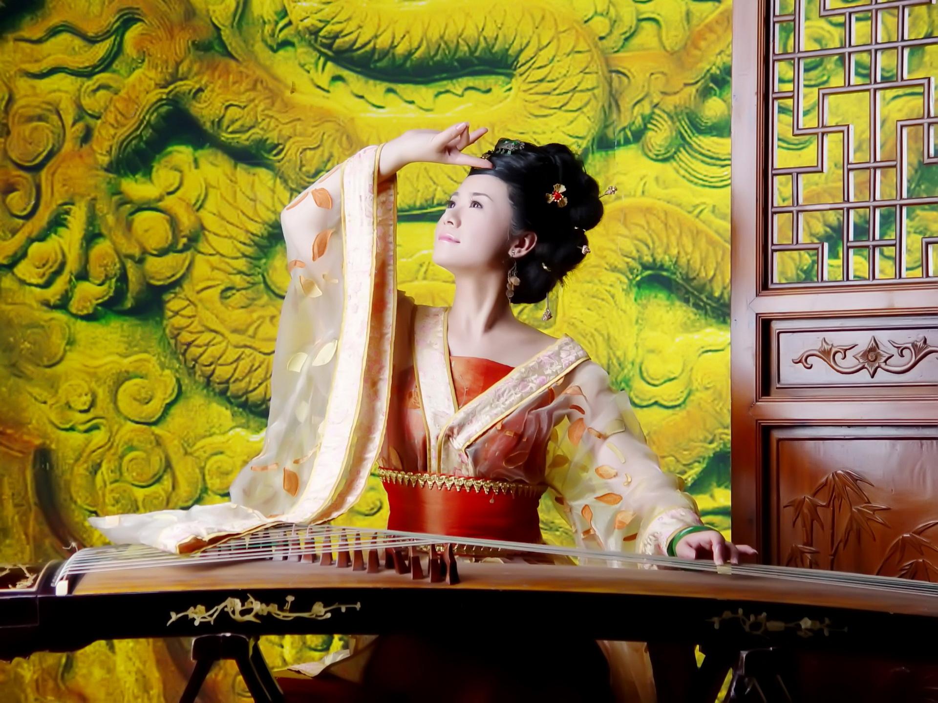 国产影视之古典美女011920x1440壁纸