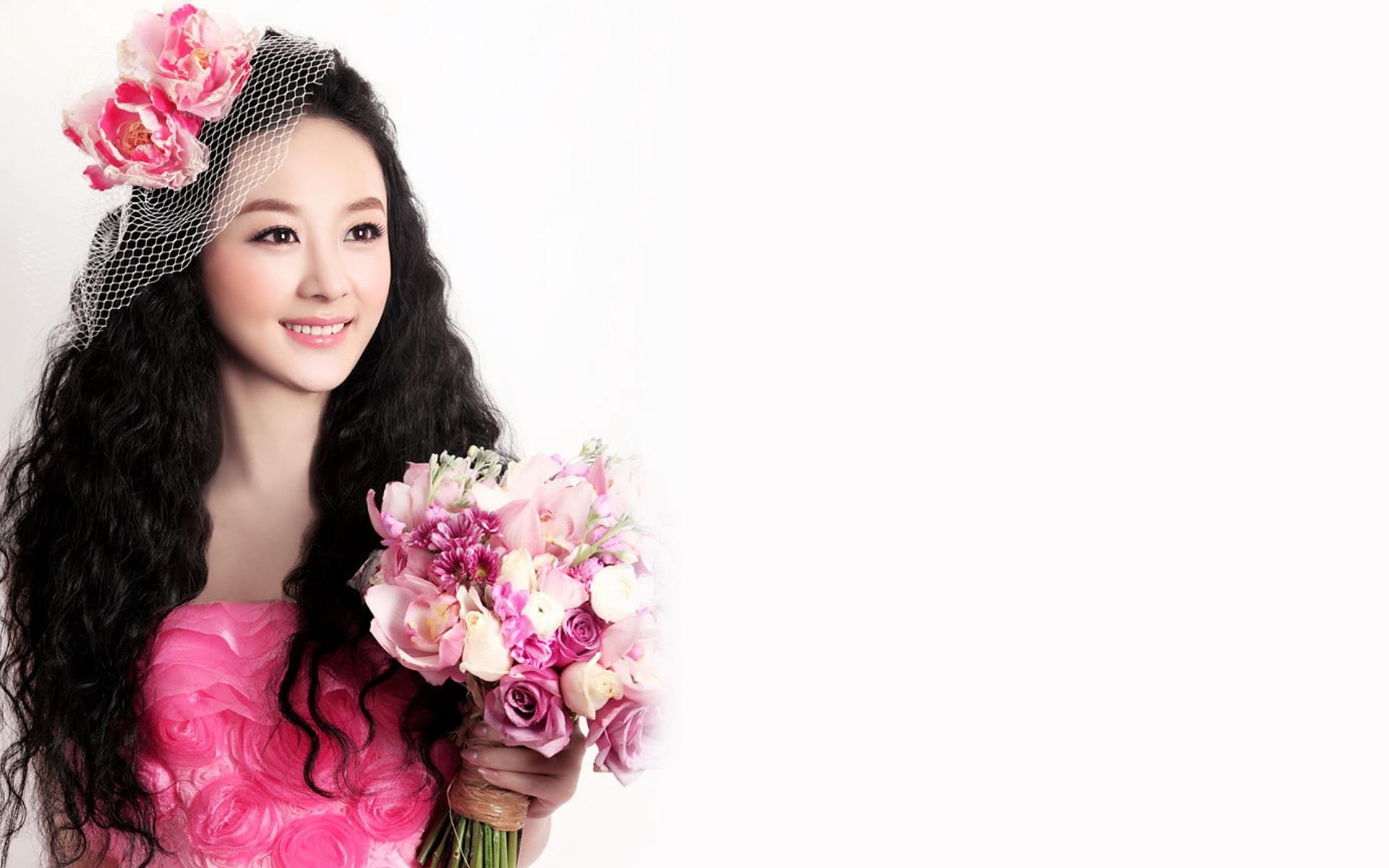 中国女明星 赵丽颖 桌面壁纸 壁纸大卡 壁纸桌