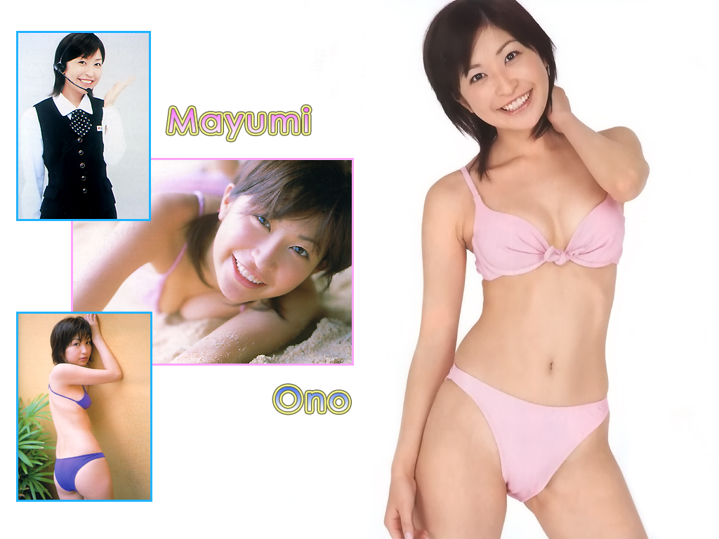 日本美女 小野真弓 1024x768