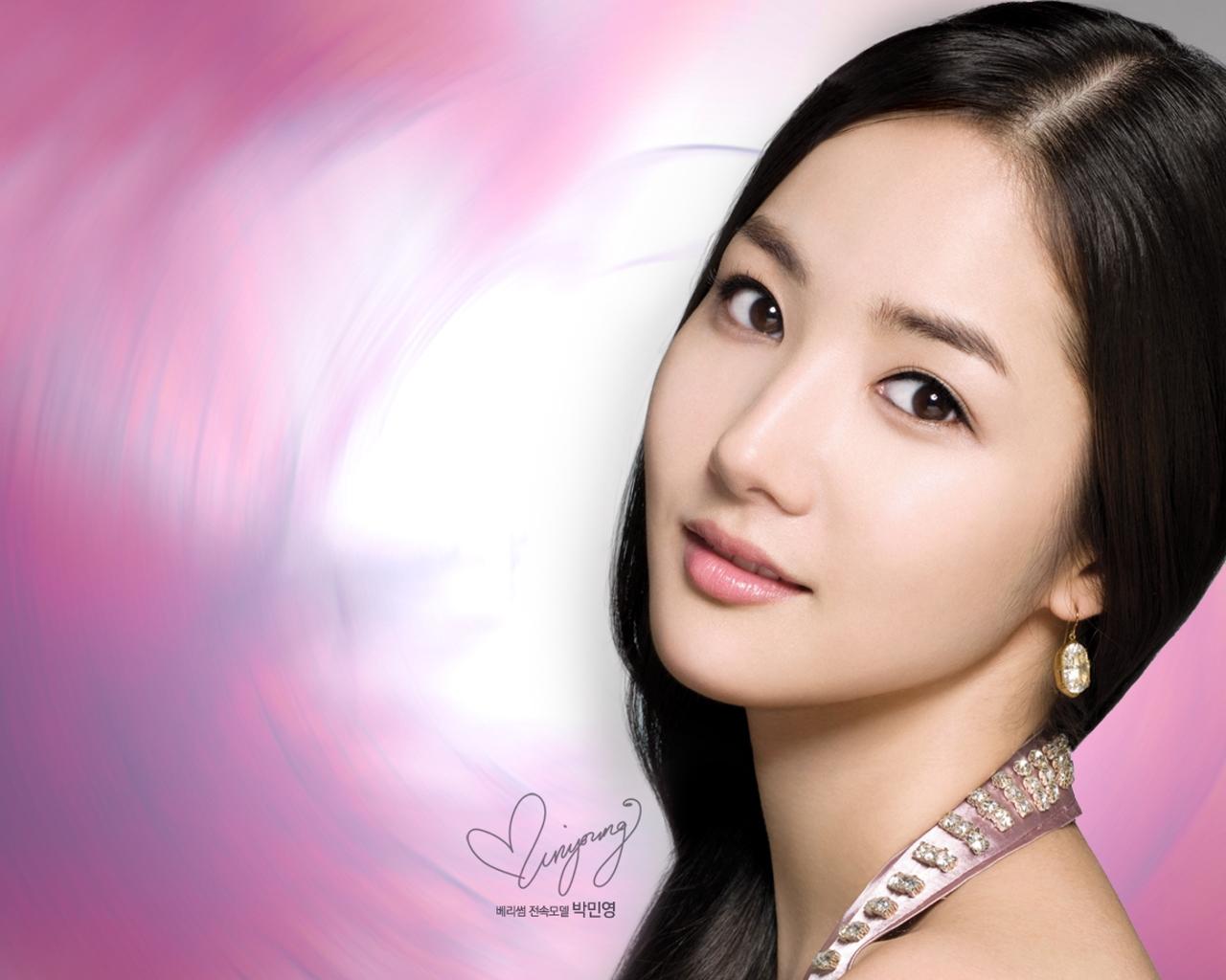 韩国女明星 朴敏英011280x1024